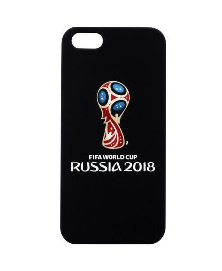 Чехол для iPhone 2018 FIFA WCR Official Emblem для Apple iPhone 5/5S/SE